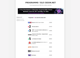 programme-television.net