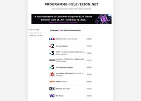 programme-television.net