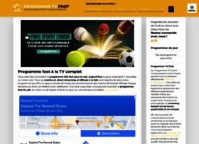 programme-tv-foot.fr