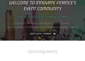 programme.innovatefinance.com