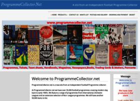 programmecollector.net