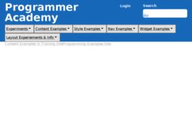 programmer.whipplehill.com