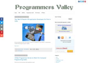 programmersvalley.blogspot.in