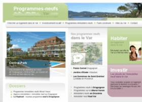 programmes-neufs-var.com