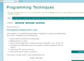 programming-technique.blogspot.com