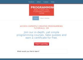 Programmingbee.com