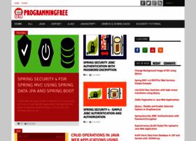 programmingfree.blogspot.com