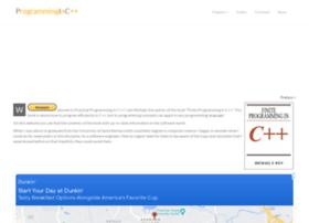 programmingincpp.com