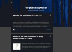 programmingocean.blogspot.com