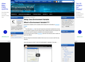 programmingworld4u.blogspot.in