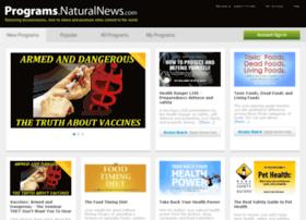 programs.naturalnews.com