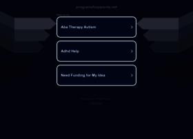 programsforparents.net