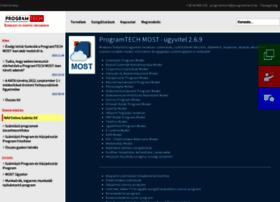 programtech.hu