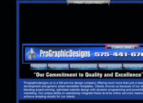 prographicdesigns.us