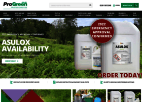 progreen.co.uk