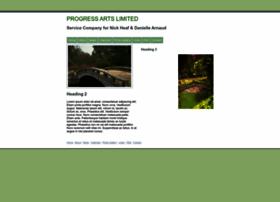progressarts.com