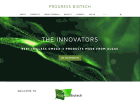 progressbiotech.com