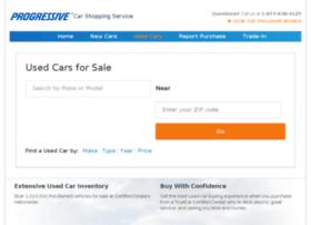 progressive.truecarusedcars.com