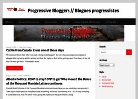 progressivebloggers.ca