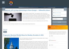 progressivemaryland.nationbuilder.com