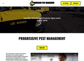 progressivepestmanagement.com