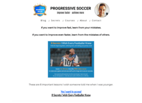 progressivesoccertraining.com
