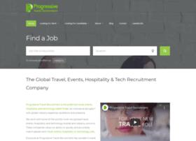 progressivetravelrecruitment.com