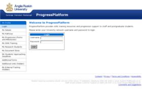 progressplatform.anglia.ac.uk