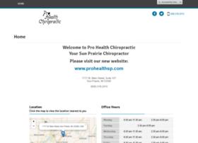 prohealthchiro1.com