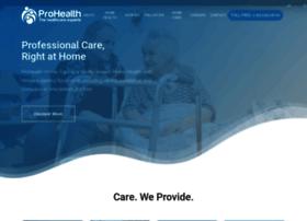 prohealthhomecare.com