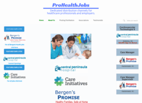 prohealthjobs.com