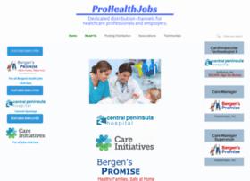 prohealthjobs.com