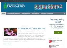 prohealthx.com