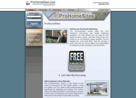 prohomesites.com