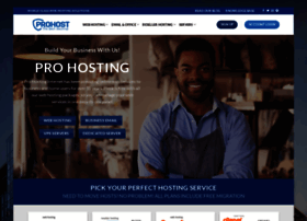 prohost.co.za