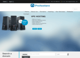 prohosterz.in