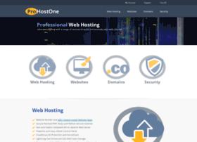 prohostone.net