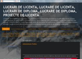 proiectedelicenta.blogspot.com