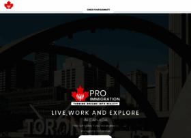 proimmigration.ca