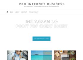 prointernetbusiness.com