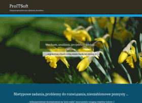 proitsoft.com.pl