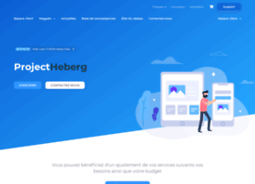 project-heberg.fr