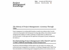 project-management-knowledge.com