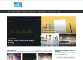 project2040.com