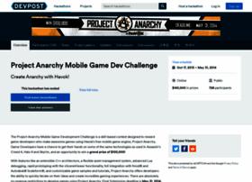 projectanarchy.challengepost.com