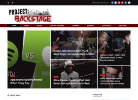 projectbackstage.com