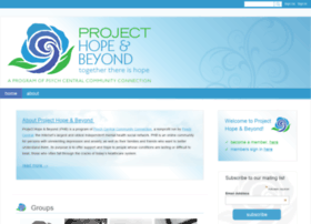projectbeyondblue.com