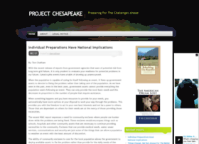 projectchesapeake.wordpress.com