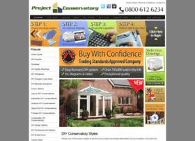 projectconservatories.co.uk