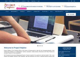 projecthelpline.in